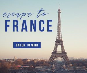 Bright Cellars – Wine Lover's Dream Vacation to France – Win the ultimate France vacation valued at $2,000