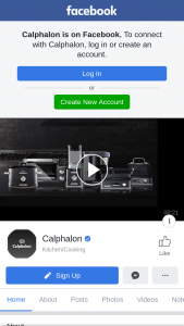 Calphalon – Holiday Appliances Sweepstakes