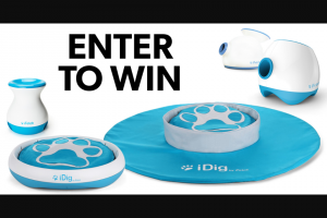Crutchfield – Ifetch Great Gear Giveaway Sweepstakes
