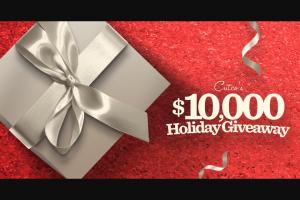 Cutco – $10000 Holiday Giveaway – Win a Cutco Homemaker 8 Set