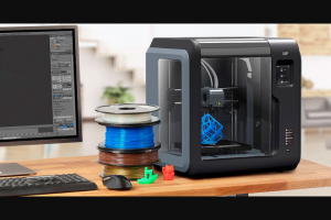 Digital Trends – Monoprice 3d Printer – Win the following prize  (1) Monoprice MP Voxel 3D Printer