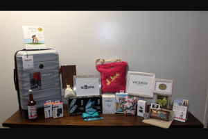 Entertainment Tonigh – 2018 American Cinemateque Awards Gift Bag Giveaway – Win items from the official American Cinemateque Awards Gift Bag (ARV $1345).