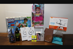 Entertainment Tonight – Happy Holiday Giveaway – Win a holiday themed gift bundle (ARV $1065).