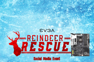 EVGA – Reindeer Rescue Social Media Event Sweepstakes