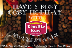 Farm Star Living – Rosy Cozy Holiday Sweepstakes