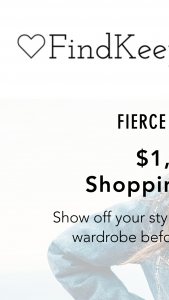 Findkeeplove – $1700 Shopping Spree – Win $300.