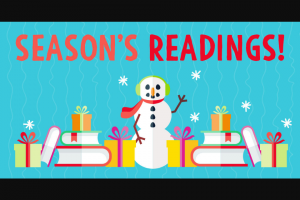 Harpercollins – Holiday 2018 Books Sweepstakes