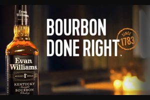 Heaven Hill Brands – 2018 Evan Williams Season Of Giving Sweepstakes