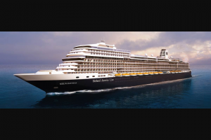 Holland America Line – Come Sail O-Way Sweepstakes