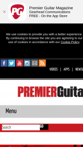 Premier Guitar – Eastwood Guitars Classic 6 Sweepstakes