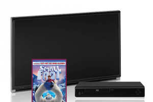Southwest – Smallfoot Giveaway – Win consists of a 32' HDTV Wi-Fi 4K Blu-Ray disc player and 1 UV digital copy
