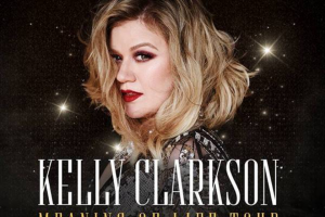 Topsify – Kelly Clarkson Follow To Win – Win a trip for two (2) to see Artist perform in Los Angeles