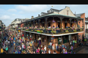 Travel Channel – New Orleans Vacation – Win $10000 presented in the form of a check