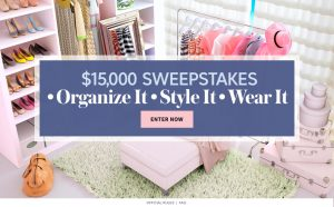 Meredith – Shape Magazine – Win a $15,000 check