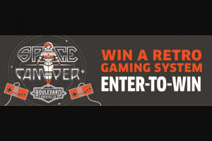 Boulevard Brewing – Nes Giveaway – Win of a Nintendo Entertainment System Classic Edition video game console with an ARV of $75.00.