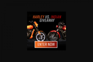 Buffalo Chip Campground – Stampede Bike Giveaway – Win Prize will be a 2018 Indian Scout motorcycle or a 2018 Harley-Davidson Street Rod motorcycle customized by J&P Cycles LLC