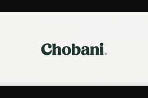 Chobani – Less Sugar Greek Yogurt Sweepstakes