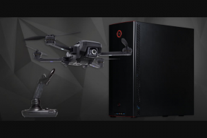 Digital Trends – Ces' Giveaway – Win Drawing one (1) – Origin PC Neuron ARV $2800 Drawing two (1) – Yuneec Mantis Q ARV $499 Drawing three (1) – FT Aviator ARV $449 Drawing four (1) – Amazon Gift Card ARV $100
