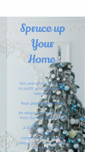 Dojomojo – Spruce Up Your Home Giveaway Sweepstakes