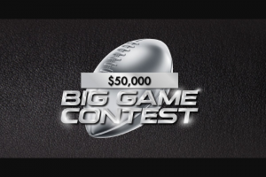 Family Talk – 2019 Big Game Contest Sweepstakes