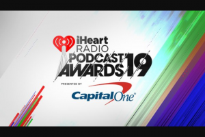 Iheart Media – Vote For Your Favorite Podcast – Win and approximate retail value and such difference will be forfeited