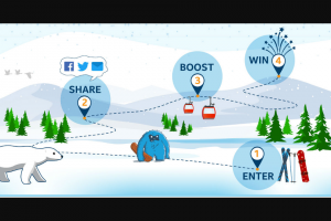 Intel Gameplay – Winter Sweepstakes