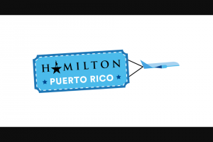 Jetblue – Hamilton In Puerto Rico Ticket Giveaway Sweepstakes