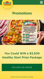Naturesweet – Swap Snap And Win Contest Sweepstakes
