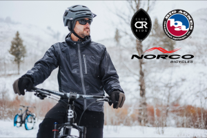 Norco Bicycles – 2019 Fat Bike Giveaway – Win Bigfoot 1 (size medium) Club Ride $500 credit to be used at wwwclubrideapparelcom Big Agnes Air Core Ultra Sleeping Pad and Lost Dog 0 (men's) or Sunbeam 0 (women's) sleeping bag