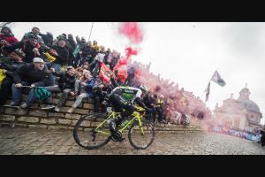 Peloton – Visit Flanders Sweepstakes