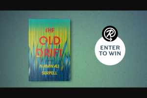 Penguin Random House – The Old Drift – Win one advance readers copy of  The Old Drift by Namwali Serpell