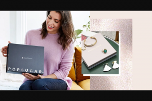 Popsugar – Must Have And Emma & Chloe – Win one (1) Emma & Chloé one-year subscription