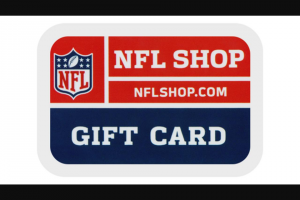 Rachael Ray – $100 Nflshopcom Gift Card – Win a gift card coupon certificate or voucher