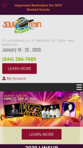 Soul Train Cruise – 2020 Soul Train Cruise Giveaway – Win a trip for two for the Grand Prize Winner and one guest on board The Soul Train Cruise between January 18 2020 and January 25 2020.
