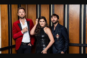 The Boot – Lucky In Las Vegas With Lady Antebellum Sweepstakes