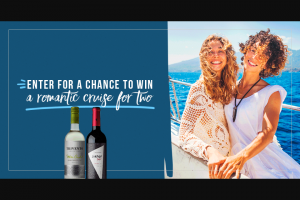 Trivento Wines – All About The Romance Sweepstakes