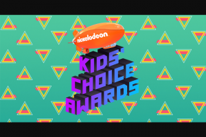 Viacom – 2019 Nickleodeon Kids' Choice Awards – Win is available to be awarded in this Sweepstakes