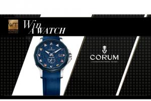 Worldtempus – Corum Admiral Legend 42 Automatic Watch Sweepstakes