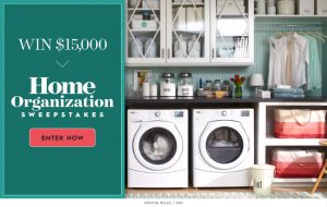 Meredith – Better Homes and Gardens – Win a $15,000 check