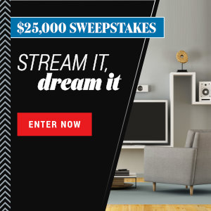Meredith – Entertainment – Win a $25,000 check