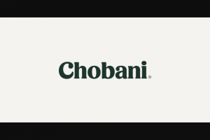 Chobani – Gimmies Prize Pack Sweepstakes