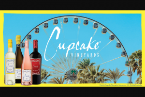"Cupcake Vineyards – Coachella – Win which consists of a 5-day/4-night trip for winner and one (1) guest to Indio California to attend the second weekend of the Coachella Valley Music and Arts Festival (""Festival"")."