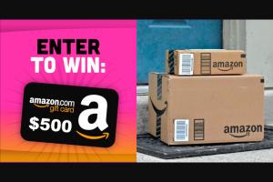 Dave Smith Motors – $500 Amazon Gift Card Giveaway Sweepstakes