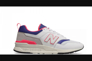 EXTRATV – New Balance 997h Sneakers Sweepstakes