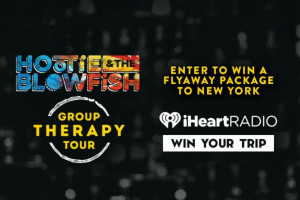 Iheart – Flyaway To New York Sweepstakes