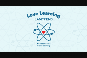 Lands' End – Mini Meteorologist Contest – Win of One trip for two (Winning Entrant and child) to The Weather Channel studios in Atlanta Georgia from March 21-24  2019.