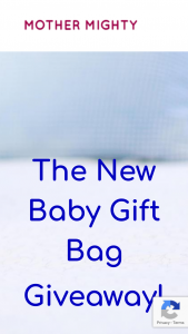 Mother Mighty – New Baby Gift Bag Giveaway – Win value of $1139) Prize includes $150 store credit to grabease