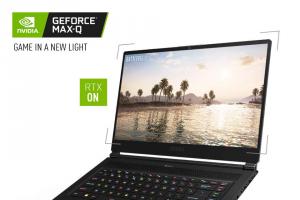 Msi – Gs65 Gaming Laptop Sweepstakes