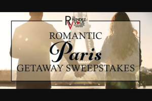 "Premiere Networks – Rendezvous' Romantic Paris Getaway – Win (3) day/two (2) night trip for Winner and one (1) guest (together the ""Attendees"") to Paris France (Approximate Retail Value (""ARV"") $5000.00)."