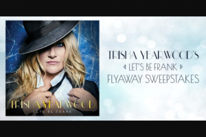 Premiere Networks – Trisha Yearwood Let's Be Frank Flyaway – Win and ARV and such difference will be forfeited